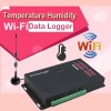 Temperature Humidity Wi-Fi Data Logger