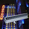 White Color Commercial Outdoor Linear Wall Washer Light with DMX 512