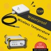 10 Meter Extended Temperature Probe Wireless Temperature Sensor