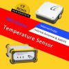 Wireless Temperature Sensor RF Station Uploads Data Logger
