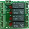 4-Channel Dry Contact Relay Isolated Board Di/Do Isolation