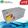 Solar VRLA Lead Acid Agm Battery 12V200AH