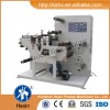 High Speed Label Rotary Die Cutting Machine with Slitting Function