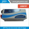 1000W Peak Powe2000W Frequency Pure Sine Wave Inverter DC12V Or 24V Output 110V Or 220V AC with City Power Charger