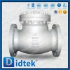 Iso9001 Didtek Wcb 12'' 300lbs  Check Valve  For O Manufacturer