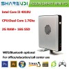 Cooling Fan Mini PC Windows10 Intel Core I3 4010U  Manufacturer