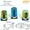 Standard SMD Capacitor Surface Mounted Device Alum Manufacturer