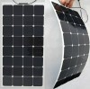 Coating Antiskid Solar Panel Flexible 100W White