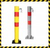 Manual Silver Or Yellow Park Barrier Car Parking L Manufacturer