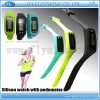 Silicone Watch with Pedometer Manufacturer