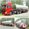 Stainless Steel 3-Axle Milk Tanker Transportation  Manufacturer