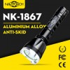 Aluminum Alloy Cree Xp-E  LED  Handheld Waterproof Manufacturer