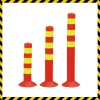 Bright Color Plastic Gate Barrier Manufacturer