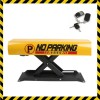 CE RoHS Intelligent Remote Control Car Parking Barrier