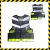 Comfortable Construction Safety Reflective Vest