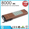 High Quality Wood 8000mah Mini Car Jump Starter Ylpb-122