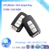 Hyundai Kia Smart Key Fob and Sonata V8 Remote Key Manufacturer