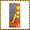 Road Street Car Parking Lift Warning Post Manufacturer