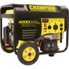 Champion Power Equipment Portable Generator with Wireless Remote Control — 4000 Surge Watts, 3500 Rated Watts, Electric Start, EPA and Carb Compliant,