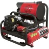 Northstar 2-Gun Hot Water Pressure Washer Skid — 4000 Psi, 7.0 Gpm, 23.5 HP