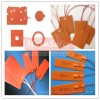 Made In China and Widely Export Silicone Rubber Heating Element