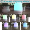 Mini Aroma Diffuser,Oil Diffuser 100ML Cooling mist humidifier with 7 For Home/Office/bedroom