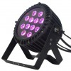 12X10W R/G/B/A/W IP65 Par Light LED Flat Par Light (Outdoor Rated)