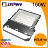 150W 100W LED Flood Light 15000 Lumens IP65 Outdoo Manufacturer