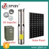 4inches  Solar  Agricultural Irrigation  Water  Pu Manufacturer