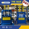 Automatic Car Tyre/Tire Packaging Machine/Truck Ty Manufacturer
