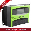 50A 12V/24V Auto LCD Display Pwm Solar Charge Controller
