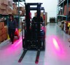 Red Zone Danger Area Warning Light LED Forklift Sa Manufacturer