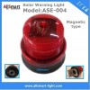 Red Solar Traffic Warning Lights with Magnet Munic Manufacturer