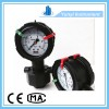 Double Side Diaphragm Pressure Gauge