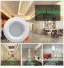 Recessed  LED  Lux  Down Light  Housing  3W  5W 7W Manufacturer
