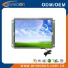 8 Inch Frameless LCD Monitor For Vending Machine/K Manufacturer