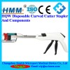 Disposable Curved Cutter Stapler and Components Manufacturer