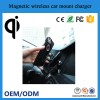 Qi Wireless Car Charger For iPhone 7 Manufacturer