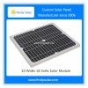 10 Watts Solar Module 18V, 10W Solar Panel, 18V Photovoltaic Panel