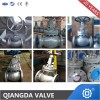 Bolted Bonnet Cast Steel Globe Valve with Handwheel Operated
