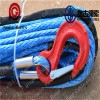 8mm X 30 Meters Gray Color Pangu Synthetic Winch R Manufacturer