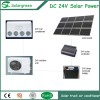 24V  Solar Powered Portable  Caravan Truck Car Veh Manufacturer