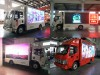 Mobile LED Advertising Truck with Full Color Outdo Manufacturer