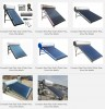 Compact Heat Pipe Solar Water Heater Manufacturer