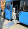 Bus Electric and Manual Wheelchair Ramp For Disabl Manufacturer