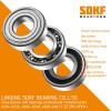 High Performance Deep Groove Ball Bearing 6205-Zz- Manufacturer
