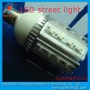 24*1W Bridgelux Lamp Beads  E40 LED Street Light  Manufacturer