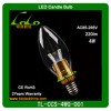 4W  High Power LED  Candle  Bulb  Manufacturer