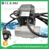 DN20 stainless steel Ball Structure Actuated electric ball valve With plug motorized Valve