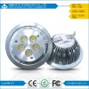 G53 LED AR111 spotlight 9W CE ROHS 2700K warm whit Manufacturer